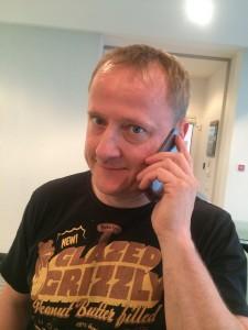 Telefonieren, telefonieren...