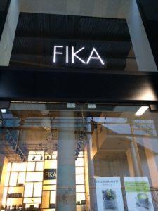 FIKA - die schwedische Cafe-Kette in New York (2015)